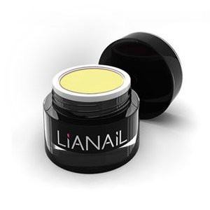 Lianail, Гелевая краска пастель - Нежное создание TNCG-008 (5 мл.)Гель краски Lianail<br>Гелевая краскаНежное создание,теплый и нежный желтый оттенок,с липким слоем<br>