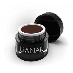 Lianail, Гелевая краска - Согревающий мокко MTCG-003 (5 мл.)Гель краски Lianail<br>Гелевая краскаСогревающий мокко,спокойный оттенок коричневого,с липким слоем<br>