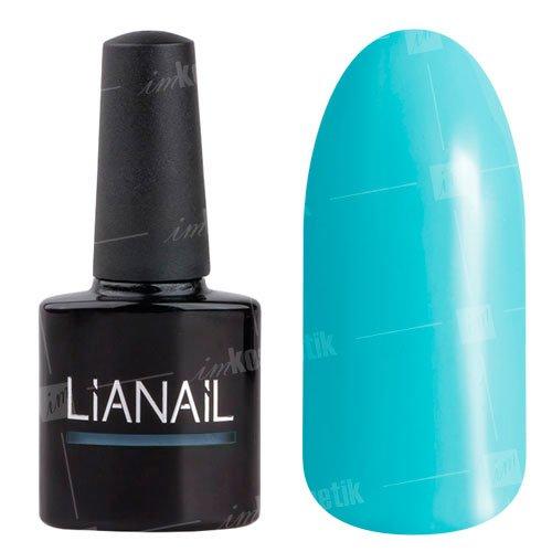 Lianail, Гель-лак карамельный - Ментоловый крем SDSO-003 (10 мл.)Lianail<br>Гель-лакнежный голубой оттенок, плотный<br>