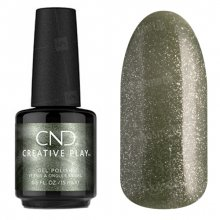 CND Creative Play, Гель-лак - Olive For Moment №433 (15 мл.)
