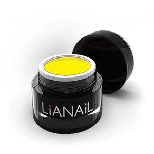 Lianail, Гелевая краска для объемных дизайнов - Фантастика MTCG-031 (5 мл.)Гель краски Lianail<br>Гелевая краска для объемных дизайнов Фантастика,солнечный желтый,с липким слоем<br>