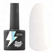 RockNail, Гель-лак - Basic №103 «Simple White» (10 мл.)