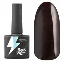 RockNail, Гель-лак - Basic №138 «Chatty Chestnut» (10 мл.)