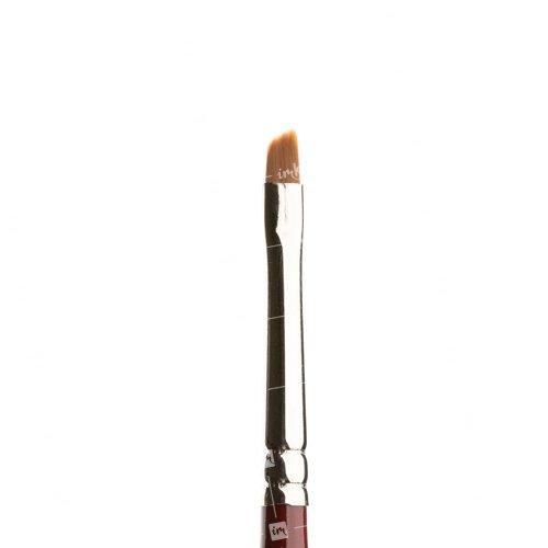 Roubloff, Кисть наклонная из коричневой синтетики №4 GN63RКисти для моделирования гелем<br>Roubloff, Кисть наклонная из коричневой синтетики №4 GN63Rдля различных видов росписи<br>