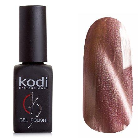 Kodi, Гель-лак Кошачий глаз № 732 (8ml)Kodi Professional <br>Магнитный гель-лак пыльно серо-сиреневый, перламутровый, плотный, 8 мл.<br>