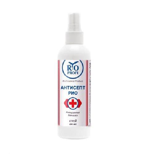 RIO Profi, Антисептик (200 мл.)Дезинфекторы и жидкости для снятия липкого слоя<br>Дезинфицирующее средство для кожи Антисепт Рио<br>