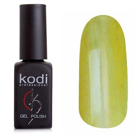 Kodi, Гель-лак Кошачий глаз № 790 (8ml)Kodi Professional <br>Магнитный гель-лак желто-зеленого цвета, плотный, 8 мл.<br>