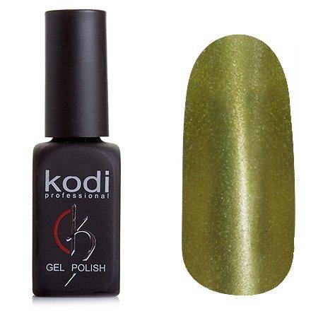 Kodi, Гель-лак Кошачий глаз № 796 (8ml)Kodi Professional <br>Магнитный гель-лак нежно-оливковогоцвета, плотный, 8 мл<br>