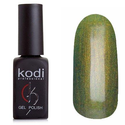Kodi, Гель-лак Кошачий глаз № 802 (8ml)Kodi Professional <br>Магнитный гель-лак оливкового цвета, плотный, 8 мл.<br>