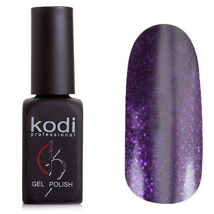 Kodi, Гель-лак Кошачий глаз № 803 (8ml)Kodi Professional <br>Магнитный гель-лак темно-фиолетового цвета, плотный, 8 мл.<br>