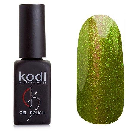 Kodi, Гель-лак Кошачий глаз № 820 (8ml)Kodi Professional <br>Магнитный гель-лак оливкового цвета, плотный, 8мл.<br>