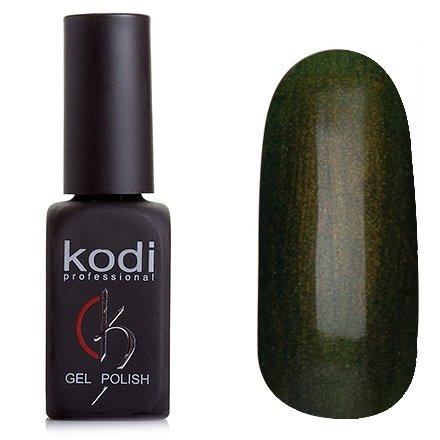 Kodi, Гель-лак Кошачий глаз № 825 (8ml)Kodi Professional <br>Магнитный гель-лак очень темно-зеленого цвета, плотный, 8мл.<br>