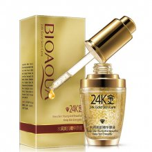 BioAqua, 24K Gold Skin Care - Сыворотка для лица (30 мл.)