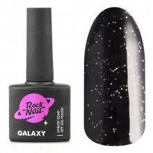 RockNail, Гель-лак - Galaxy №336 «Black Hole» (10 мл.)