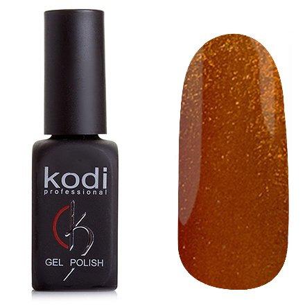 Kodi, Гель-лак Кошачий глаз № 833 (8ml)Kodi Professional <br>Магнитный гель-лак оранжево-красного цвета, плотный, 8мл.<br>