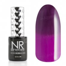 Nail Republic, Гель-лак - Thermo color №609 (10 мл.)