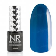 Nail Republic, Гель-лак - Thermo color №608 (10 мл.)