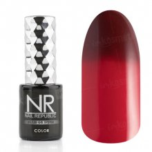 Nail Republic, Гель-лак - Thermo color №607 (10 мл.)