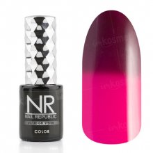 Nail Republic, Гель-лак - Thermo color №605 (10 мл.)