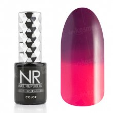 Nail Republic, Гель-лак - Thermo color №604 (10 мл.)