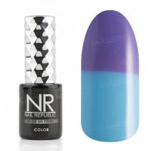 Nail Republic, Гель-лак - Thermo color №602 (10 мл.)