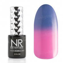 Nail Republic, Гель-лак - Thermo color №601 (10 мл.)
