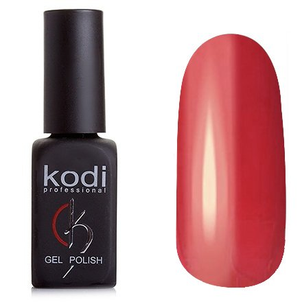 Kodi, Витражный гель-лак Crystal № С04 (8 ml)Kodi Professional <br>Гель-лак витражный алый,без блесток и перламутра,полупрозрачный.<br>
