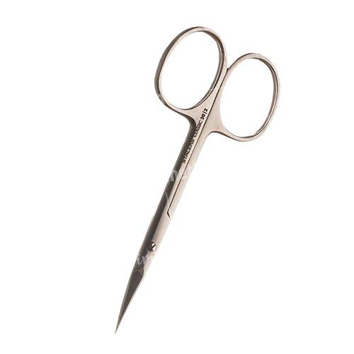 Staleks, Ножницы маникюрные для кутикулы Н-01Ножницы<br>Длина режущей части 24 мм, концы загнуты кверху. Заточенные на алмазном круге вручную.<br>