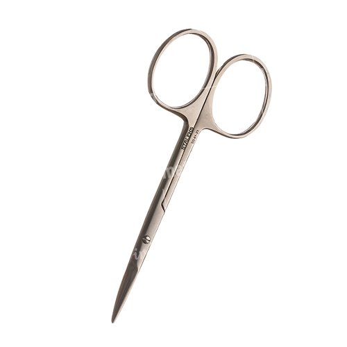 Staleks, Ножницы маникюрные детские Н-04Ножницы<br>Ножницы маникюрные детские Н-04имеют очень острые режущие кромки,кончики ножниц закруглены.<br>