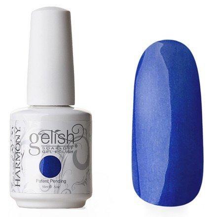 Гель-лаки для ногтей Gelish (01364 Ocean Wave) 15 млHarmony Gelish<br>Неоновосиний с микроблестками<br>
