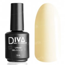 Diva, Gel color - Гель-лак №232 (15 мл.)