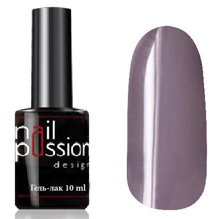 Nail Passion, Гель-лак - Декаданс 1043 (10 мл.)Nail Passion<br>Гель-лак,серо-бежевый, эмалевый, плотный<br>