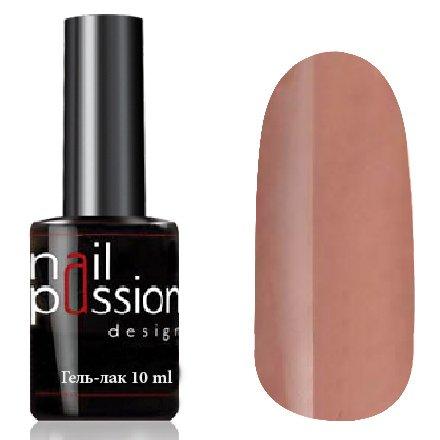 Nail Passion, Гель-лак - Миндальное суфле 2004 (10 мл.)Nail Passion<br>Гель-лак, темно-бежевый, эмалевый, плотный<br>