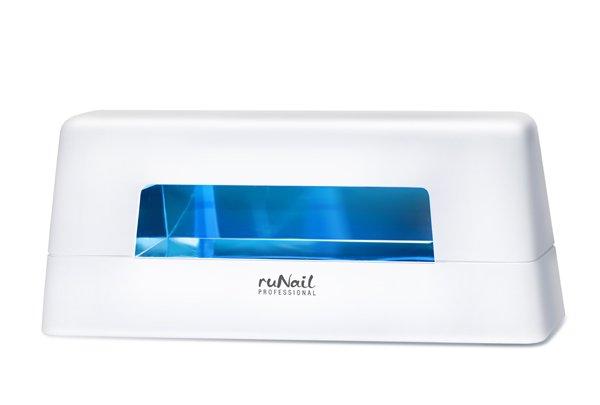 ruNail, УФ-Лампа 9Вт RU 808УФ-Лампы<br>Ультрафиолетовая лампа, мощность 9 Вт.<br>