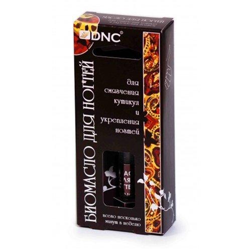 DNC, Биомасло для смягчения кутикулы и укрепления ногтей, 3 мл.