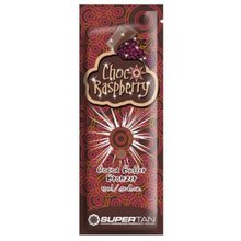 Super Tan, Choco Raspberry - Крем-бронзатор для загара (15 мл.)