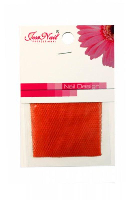 Jessnail, Шелк для дизайна в пакете ВН-14 (Оранжевый)Шелк для дизайна<br>Идеально подходит для создания роскошного дизайна.<br>
