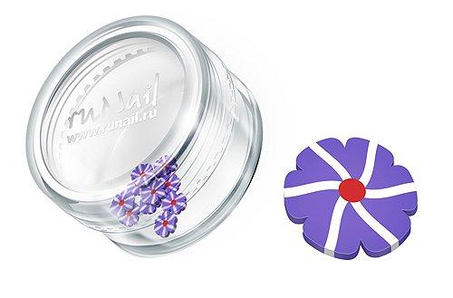 ruNail, Дизайн для ногтей: резиновые аппликации FIMO009Резиновые аппликации<br><br>