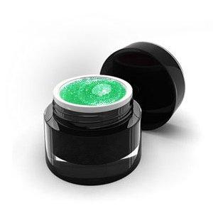 Nail Passion, Гель-паста - Зеленый металлик GP13 (5 мл.)Гель краски Nail Passion<br>Густая пастообразная гелевая краска без дисперсионного слоя.<br>