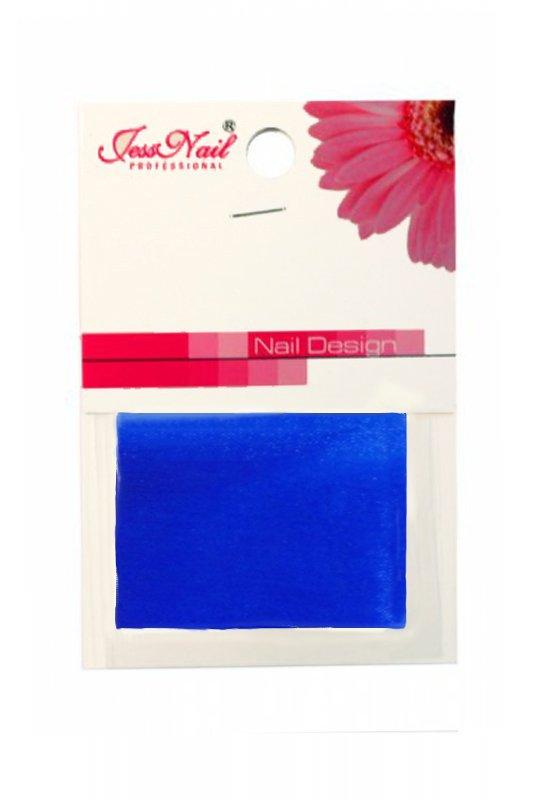 Jessnail, Шелк для дизайна в пакете ВН-11 (Синий)Шелк для дизайна<br>Идеально подходит для создания роскошного дизайна.<br>
