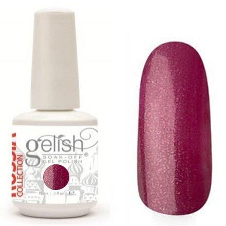 01450 Inspiration Harmony GelishHarmony Gelish<br>Приглушенный красно-фиолетовый оттенок с перламутром.<br>