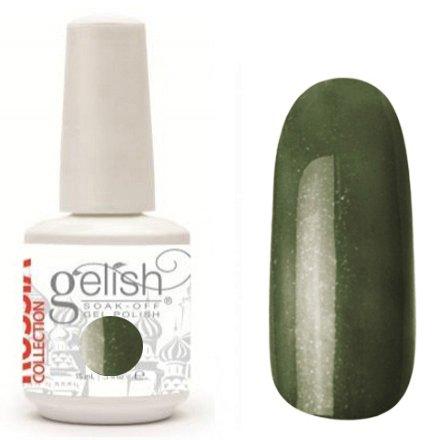 01458 Utopia Harmony GelishHarmony Gelish<br>Травянисто-зеленый с микроблеском.<br>