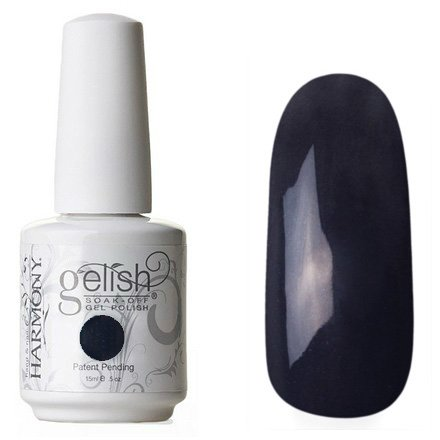 01537 My Favourite Bleue-Tique Harmony GelishHarmony Gelish<br>Темно-синий оттенок, плотный.<br>