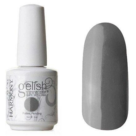 01538 Fashionably Slate Harmony GelishHarmony Gelish<br>Серый эмалевый оттенок.<br>