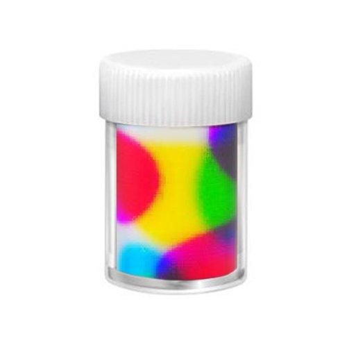 """Jessnail, Фольга переводная в баночке №А38 (Coloristic) 1,5мФольга отрывная<br>Для создания эффектного дизайна ногтей, а также для дизайна в технике """"литьё"""".<br>"""