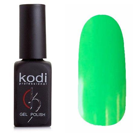 Kodi, Гель-лак № 247 (8ml)Kodi Professional <br>Гель-лак светлыйпастельный салатовый, без блесток и перламутра, плотный, 8мл.<br>