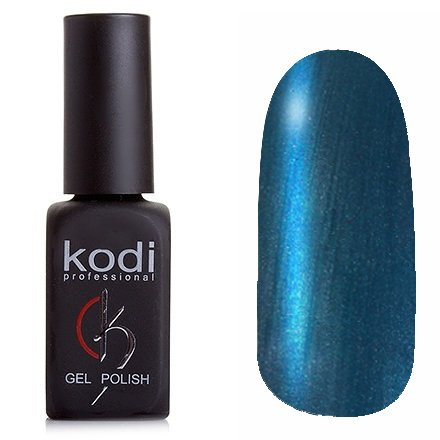 Kodi, Гель-лак Кошачий глаз № 713 (8ml)Kodi Professional <br>Магнитный гель-лаксиний насыщенный, перламутровый, плотный, 8мл.<br>