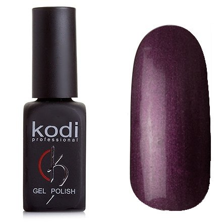 Kodi, Гель-лак Кошачий глаз № 783 (8ml)Kodi Professional <br>Магнитный гель-лак баклажановый, перламутровый, плотный, 8мл.<br>