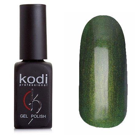 Kodi, Гель-лак Кошачий глаз № 823 (8ml)Kodi Professional <br>Магнитный гель-лак зеленый, перламутровый, плотный, 8мл.<br>