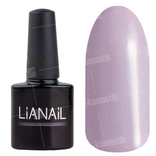 Lianail, Гель-лак - Блестящие туфельки DMSO-002 (10 мл.)Lianail<br>Гель-лакнежный лавандовый оттенок, с микроблеском, плотный<br>